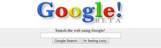 Google old school