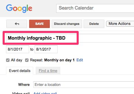 Google Calendar Event Details 2