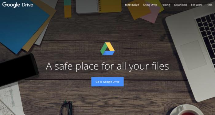 outsource communication Google Drive Cloud Storage File Backup for Photos Docs More