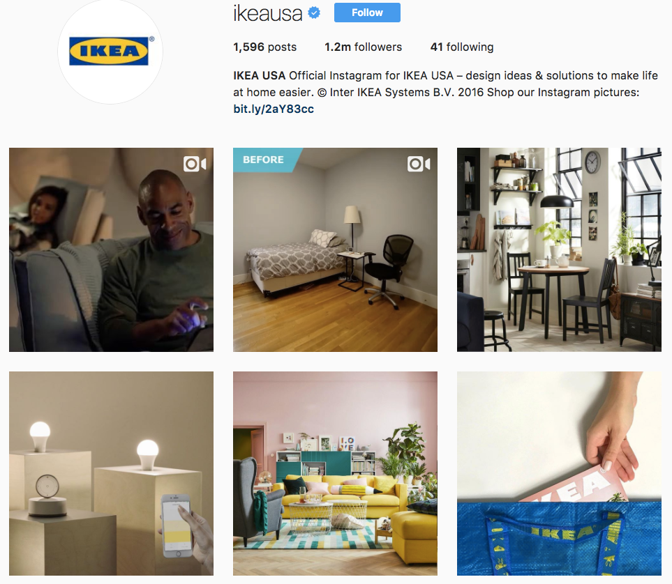 IKEA USA Ikeausa Instagram Photos And Videos 1