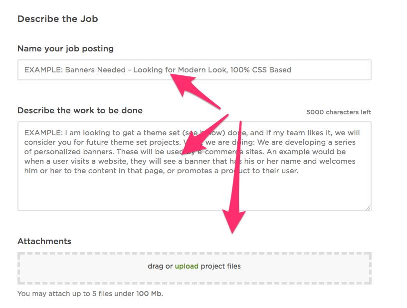 Job Postings Stephen Roe Upwork 5