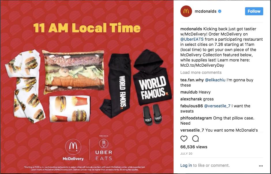 McDonald s mcdonalds Instagram photos and videos