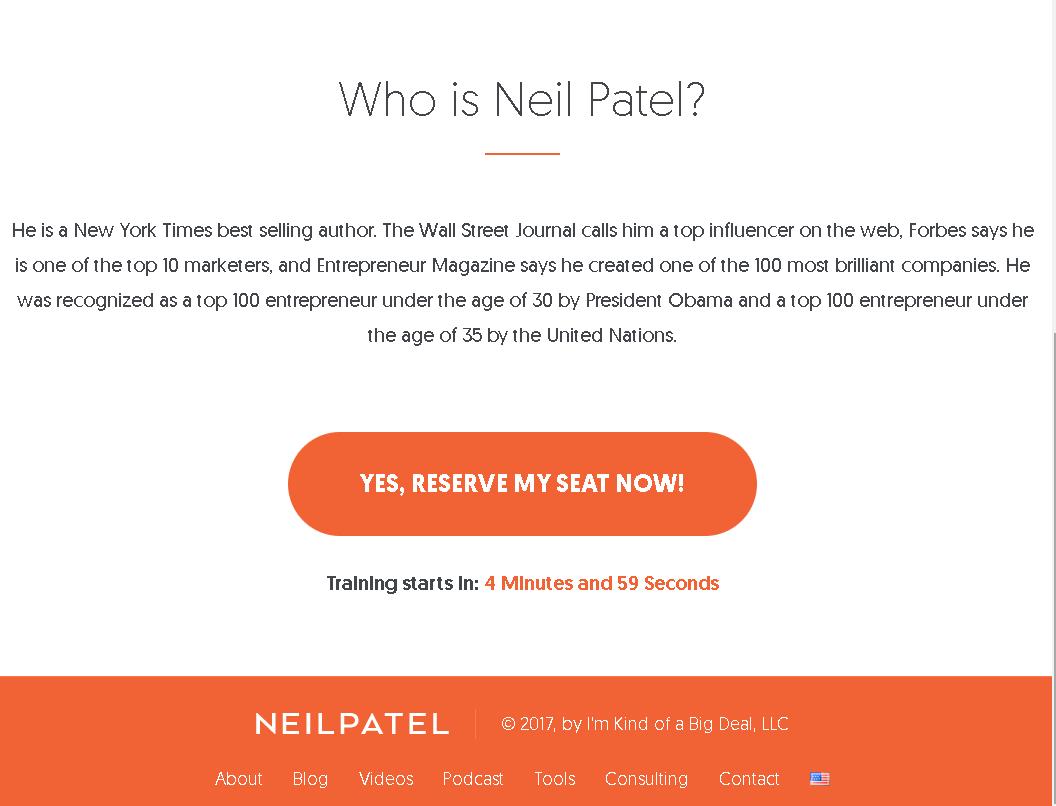 Neil Patel SEO 2