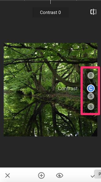 Photo in Snapseed Demo Google Photos 11
