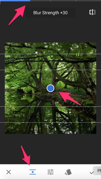 Photo in Snapseed Demo Google Photos 5