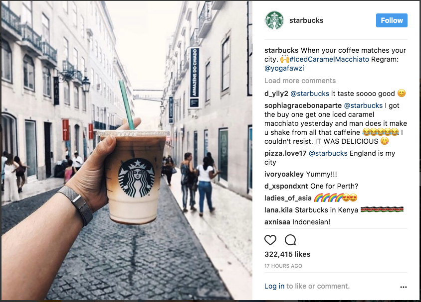 Starbucks Coffee starbucks Instagram photos and videos