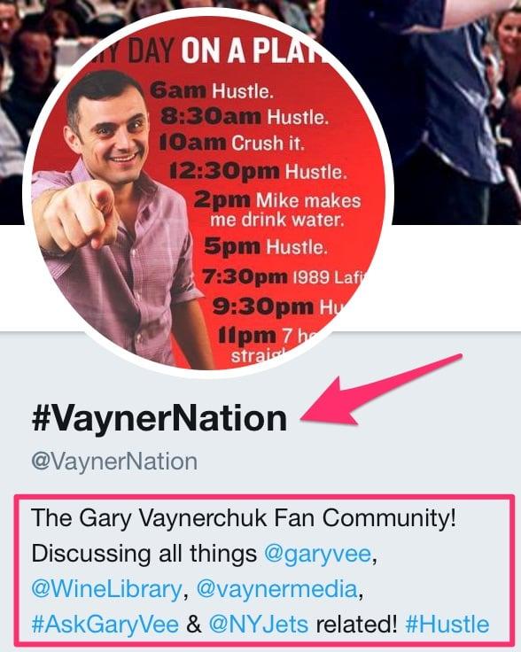 VaynerNation VaynerNation Twitter