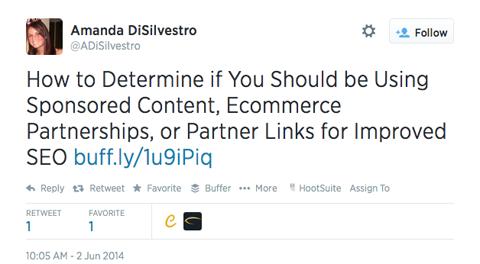 ads 1005am headline tweet