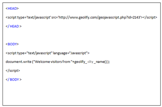 geolify geo javascript service city usage 1