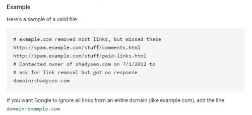 google disavow file example e1432749068881