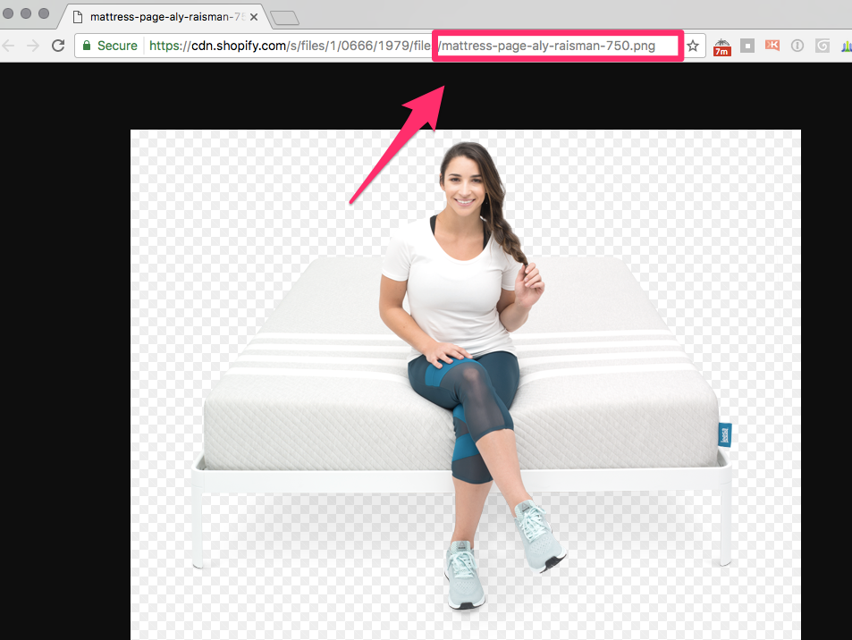 mattress page aly raisman 750 png 750 628