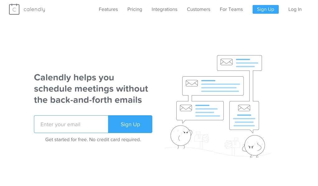 Calendly Scheduling appointments and meetings is super easy with Calendly 1