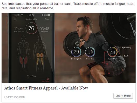 facebook ad examples athos22 1
