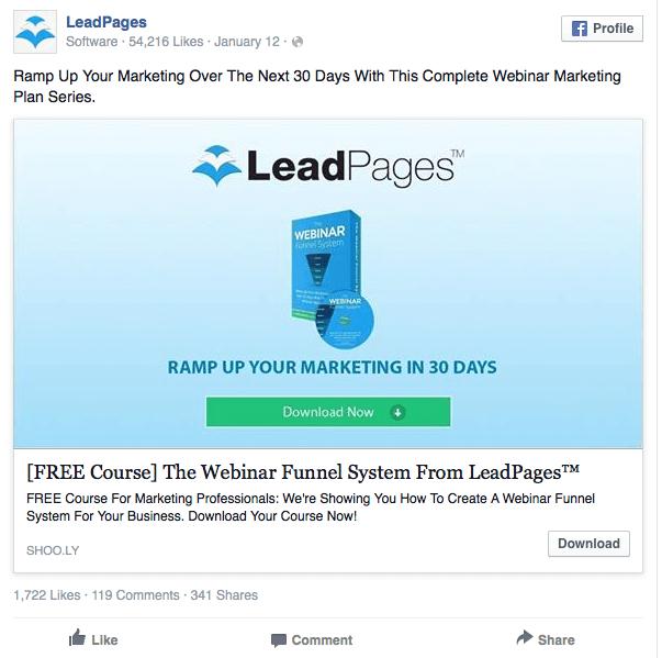 改善Facebook广告的22种方法