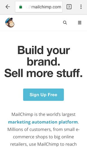 mailchimpmobile
