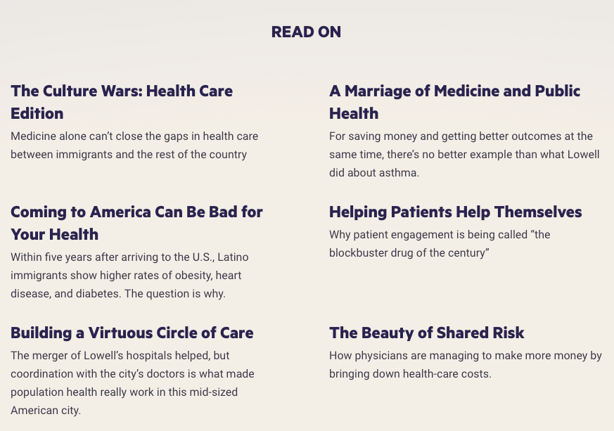 On the Front Lines of America s Health Care Revolution athenahealth The Atlantic Sponsor Content 1