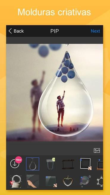 aplicativo de fotos FotoRus