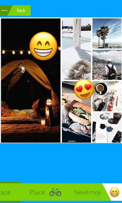 aplicativo de fotos InstaFrame