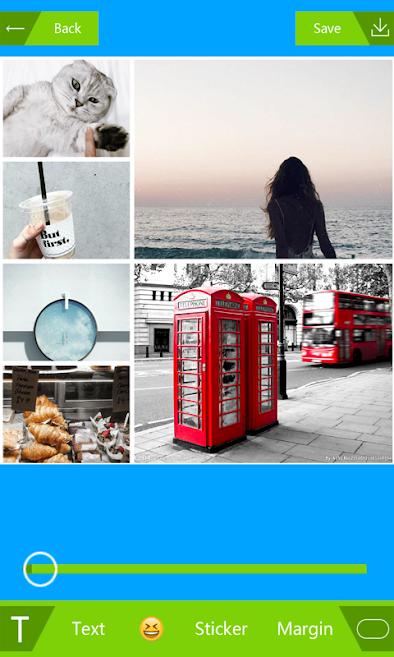 aplicativo de fotos para emoji e montagens