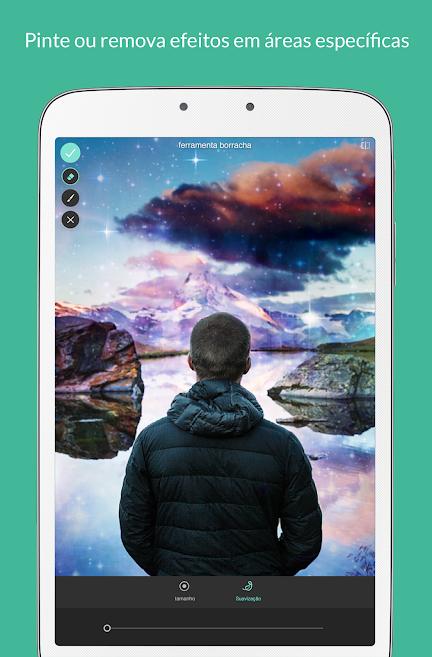 aplicativo de fotos Pixlr