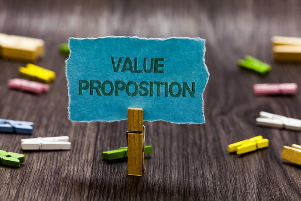 como criar proposta de valor dentro da empresa