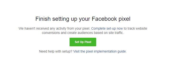 install facebook pixel unbounce