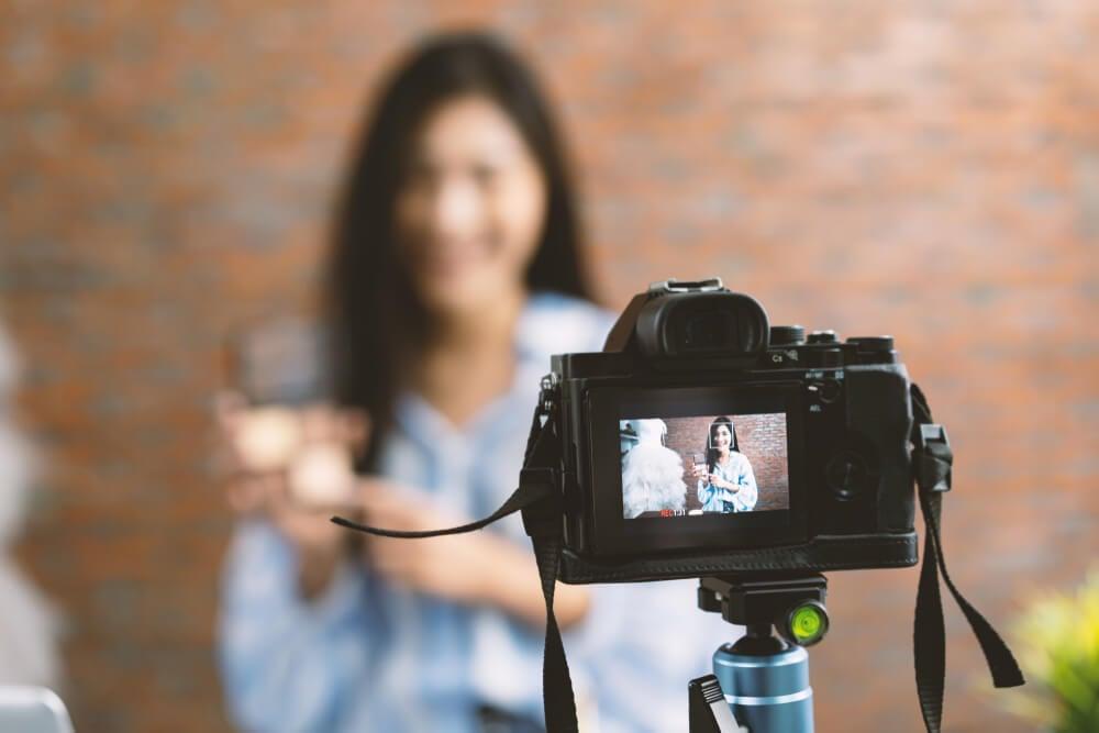 o que é um vlogger