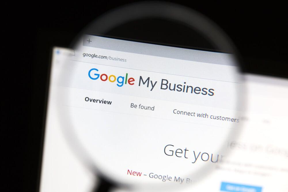 google meu negócio seo local