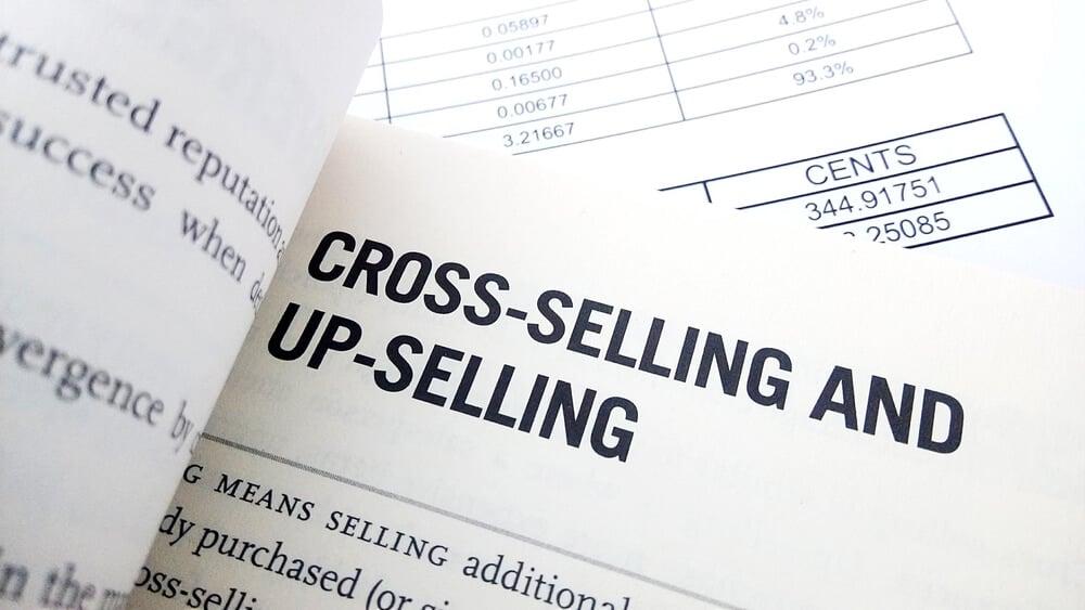cross sell e upsell no processo de venda