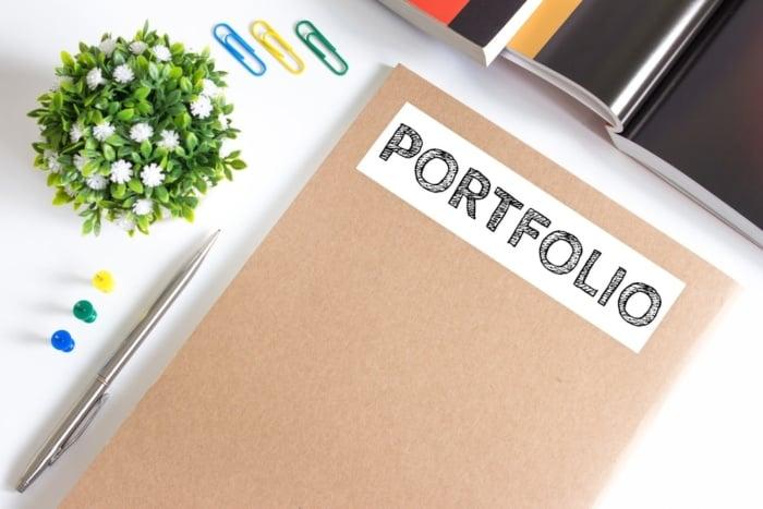 o que é um portfolio, modelos e como fazer?