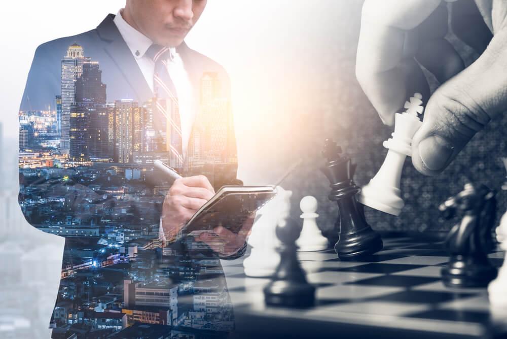 análise de mercado e concorrência