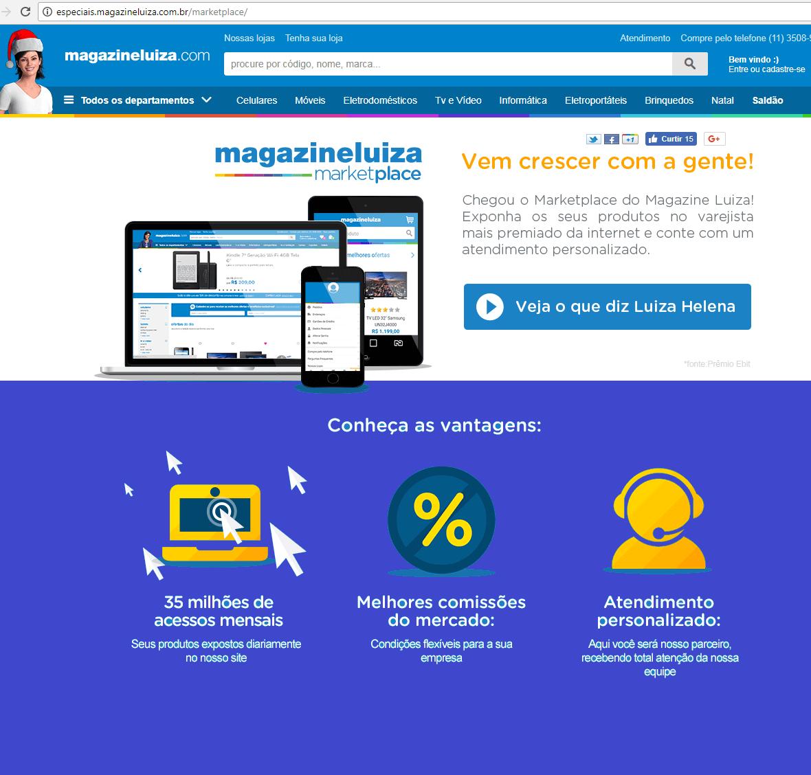 exemplo marketplace