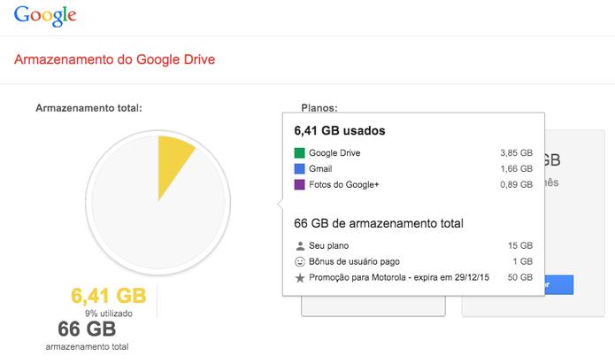 Google drive guia completo como usar o armazenamento em nuvem ao comear no google drive voc tem 15 gb de armazenamento em nuvem gratuito para usar distribudos entre google drive gmail e google fotos stopboris Image collections