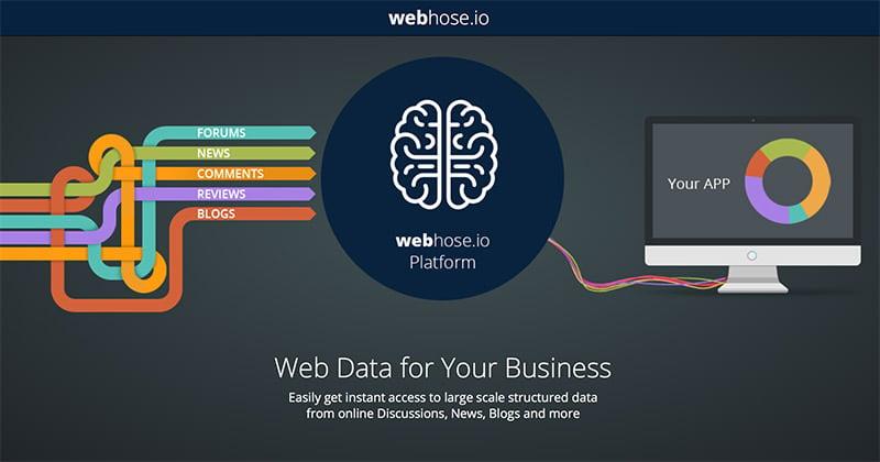 2 webhose.io