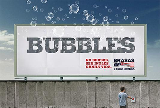 exemplo  de escola do rio de janeiro com marketing de guerrilhas
