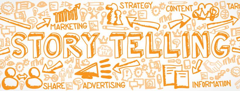 marketing empresarial  storytelling no b2b