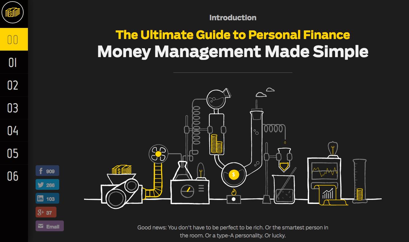 remit sethi personal finance mega guide