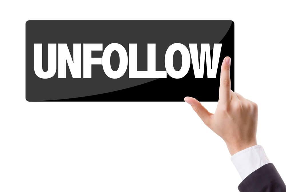 remover seguidores fantasmas