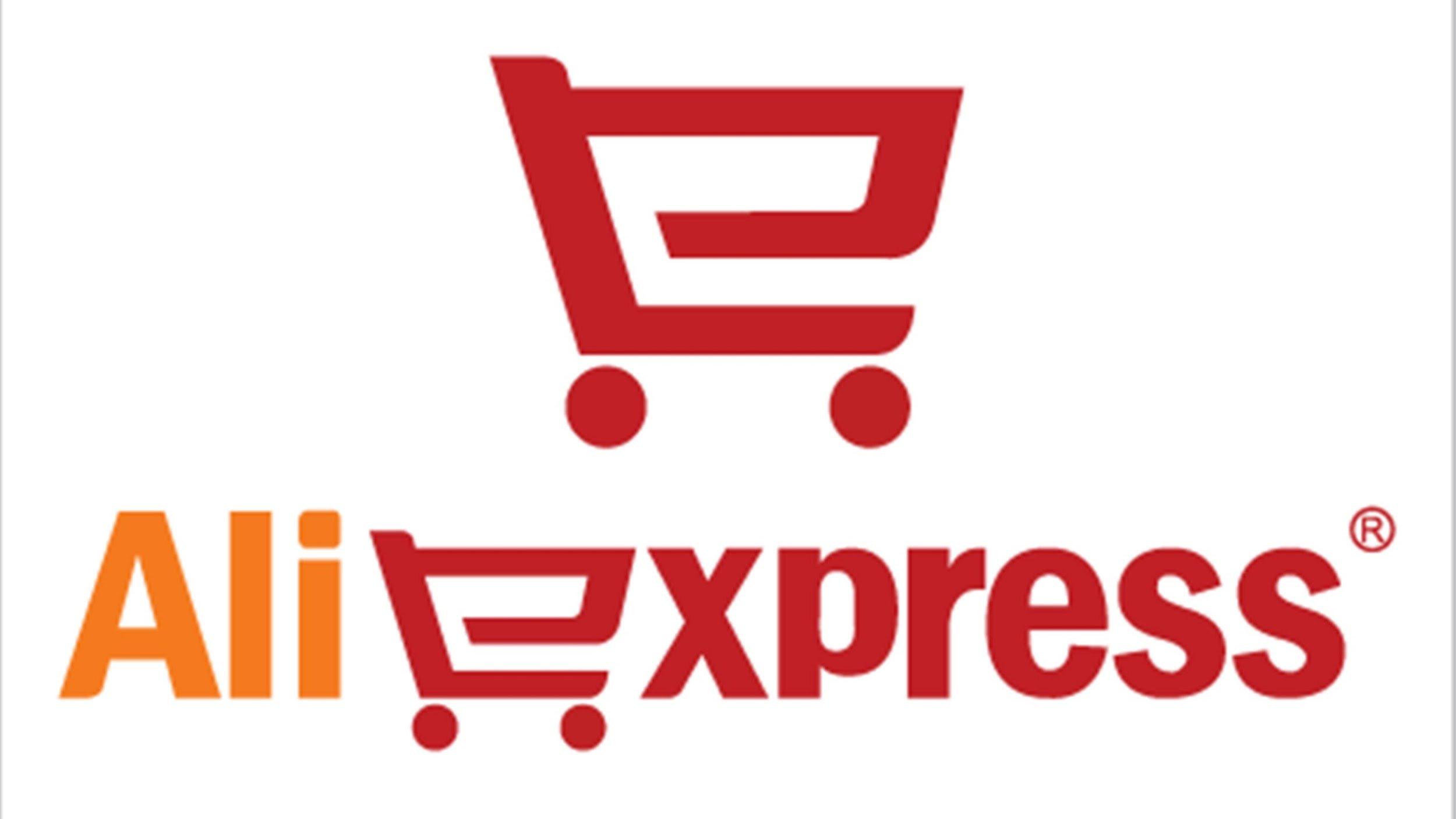 Ali Express como exemplo de site de vendas online