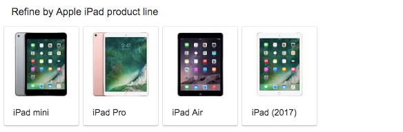 apple ipad Google Search3