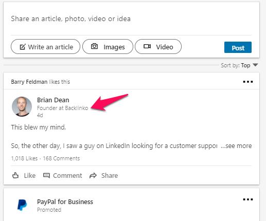2018 LinkedIn Marketing Guide