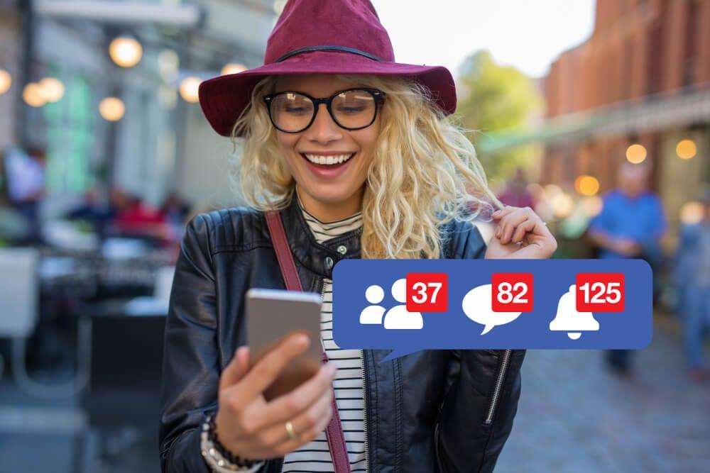 como criar página de sucesso no facebook