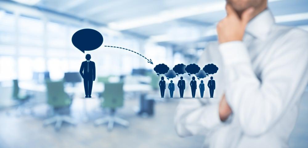funcionalidade do sistema de marketing de rede em empresa