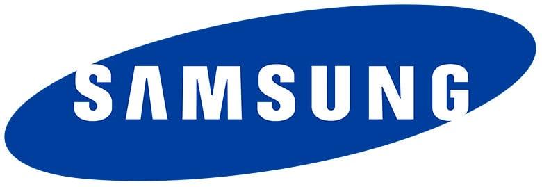 logotipo da empresa Samsung