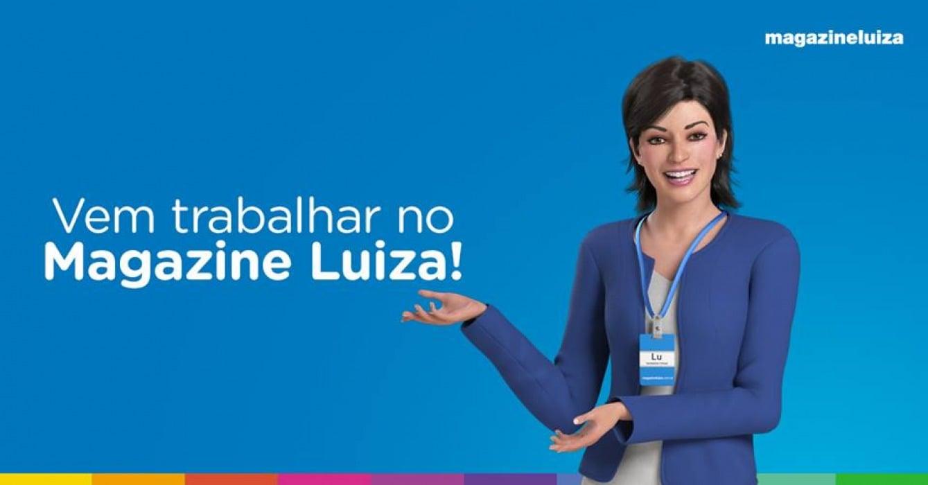 Magazine Luiza como exemplo de site de vendas online brasileiros