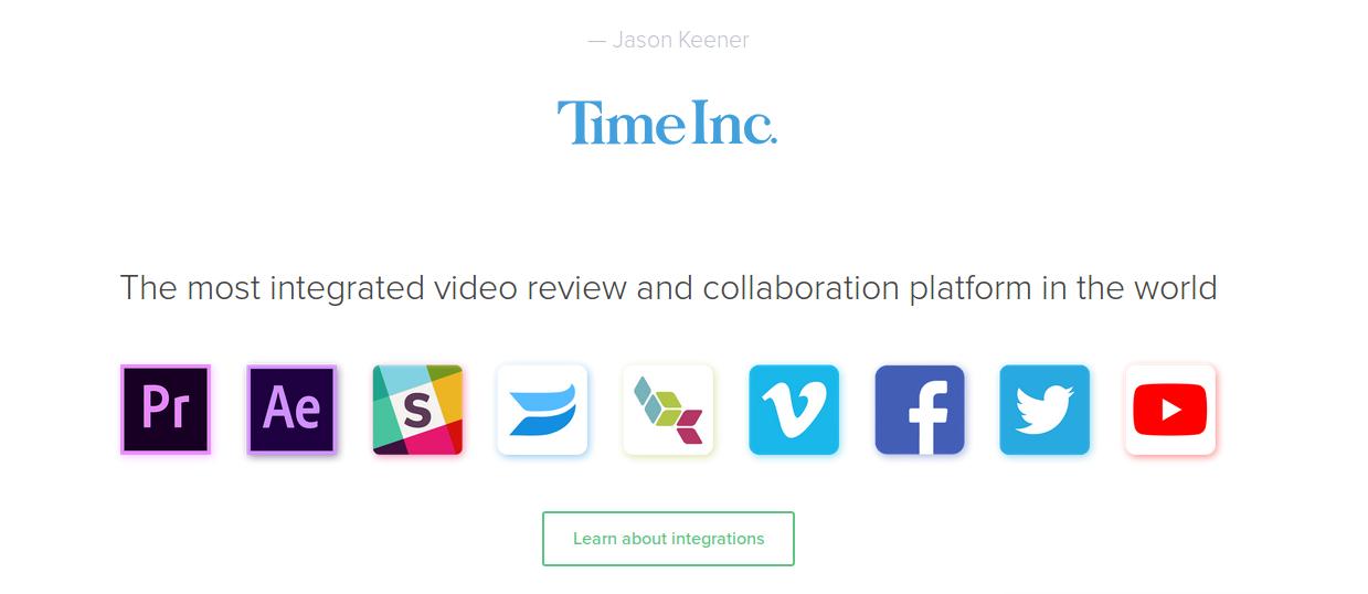 plataformas de feedback de videos