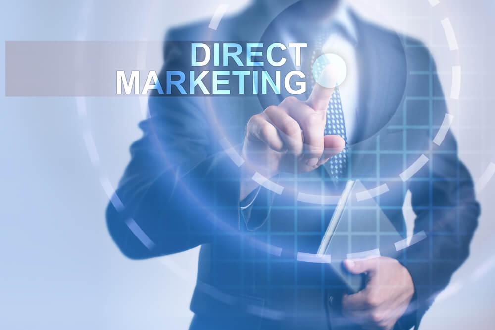 profissional de marketing direto