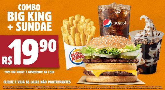 redes de fast food com campanhas exemplares e cupons