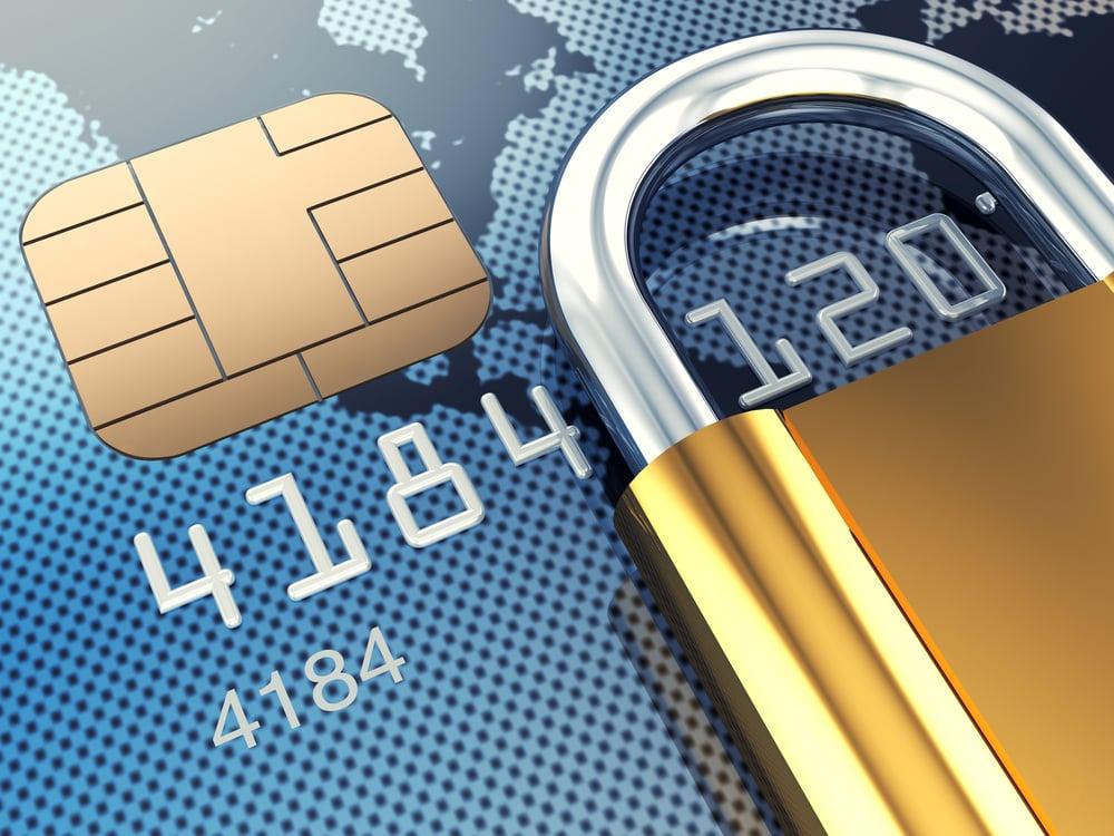 segurança em cartões de créditos e contas bancárias nas vendas online
