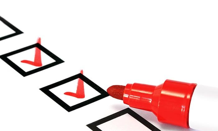 seo new site checklist